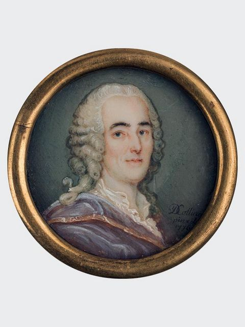 portait de Nicolas Durival
